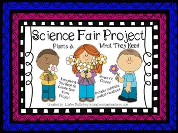 Science Fair Project - Plants