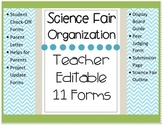 Science Fair Teacher Forms BUNDLE