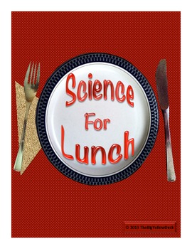 Science For Lunch; Applying Chemistry to real life