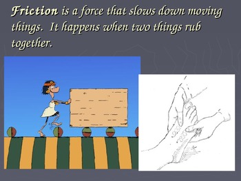 Science - Force Friction for Young Learners