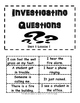 Science Fusion U1 L1 Investigating Questions Flipbook