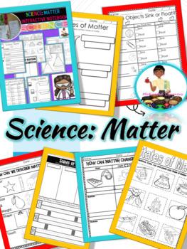 Science: Matter Unit