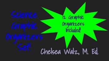 Science Graphic Organizer Set