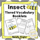 Science Growing Bundle: Tiered Vocabulary Booklets