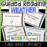 Science Guided Reading Unit for NGSS: Weather