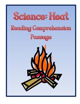 Science: Heat Reading Comprehension