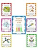 Science Inquiry Process Skills Posters