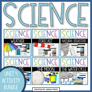 Science Interactive Journal: Unit 4