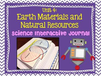 Science Interactive Journal Unit 4: Earth Material and Nat
