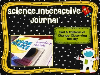 Science Interactive Journal Unit 6: Patterns of Change: Ob