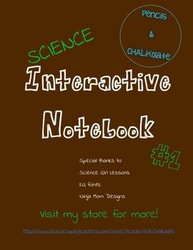 Science Interactive Notebook #1