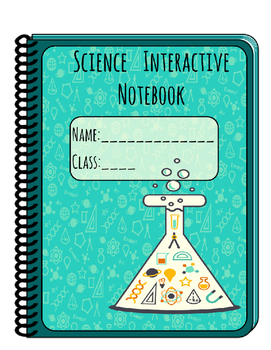 Science Interactive Notebook Covers