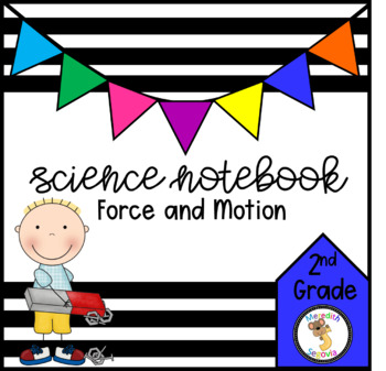 Science Interactive Notebook- Force and Motion