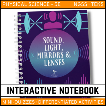 Sound, Light, Mirrors and Lenses: Physical Science Interac