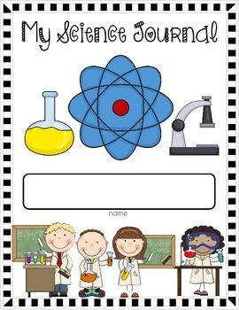 Science Notebook Freebie