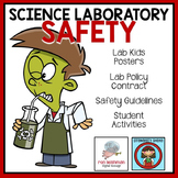 Science LABORATORY SAFETY Engaging Lab Activity Safety Guidelines