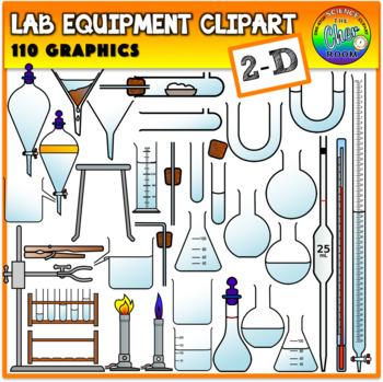 Science Lab Apparatus/EquipmentClipart