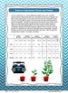 Lab Report Template with Rubric and Science Experiment Sce