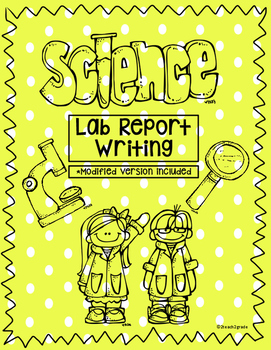 Science Lab Report Writing