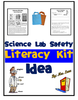 Science Lab Safety Literacy Kit Idea