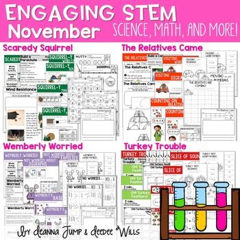 Science, Math, & More November