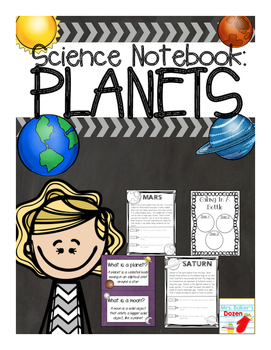 Science Notebook: Planets