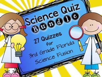 Science Quiz Bundle