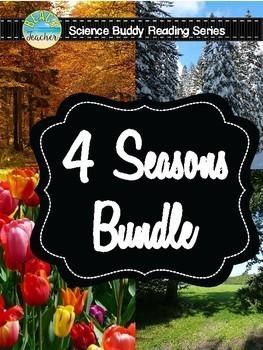 Science Reader's Theater: Seasons GROWING Bundle