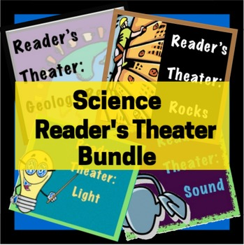 Science Reader's Theater Bundle
