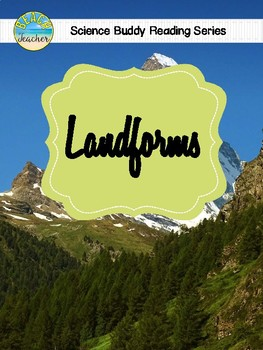 Science Reader's Theater: Landforms