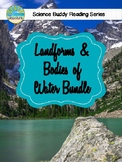 Science Reader's Theater: Landforms & Water Cycle Bundle