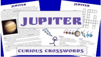 Science Reading Activity- Planet Jupiter