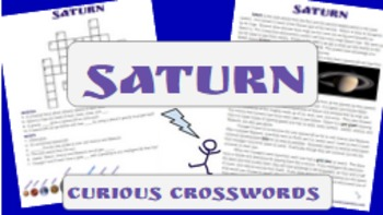 Science Reading Activity- Planet Saturn