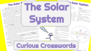 Science Reading Activity- The Solar System