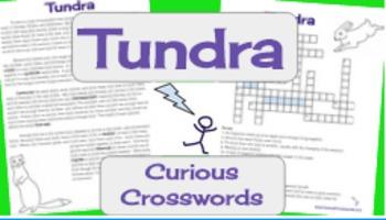 Science Reading Activity- Tundra