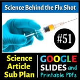 Science Literacy Reading Article and Sub Plan - The Scienc