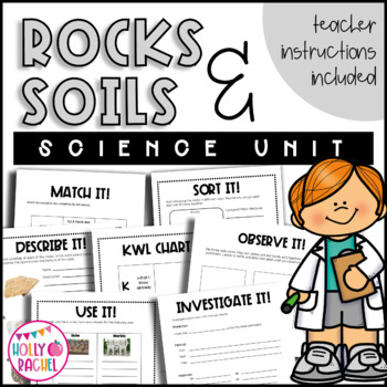 Science: Rocks and Soils