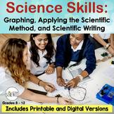 Graphing,  Scientific Method and Scientific Writing