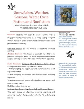 Snowflakes, Seasons, Super Read and More!