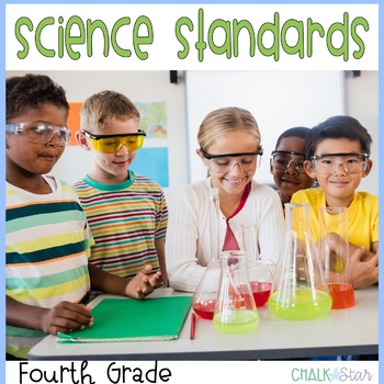 Science Standards Fourth Grade