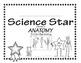Science Star Certificates - Anatomy