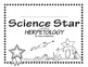Science Star Certificates - Frogs