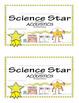 Science Star Certificates - Sound