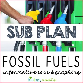 Science Sub Plan: Fossil Fuels