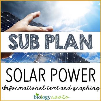 Science Sub Plan: Solar Power