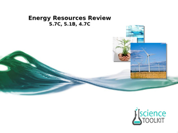 Science TEKS 5.7C, 5.1B and 4.7C review ppt