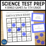 Science Test Prep 5th Grade
