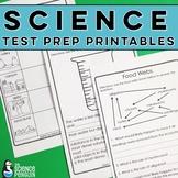 Science Test Prep Printables Bundle