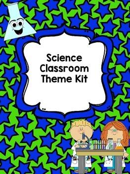 Science Theme Classroom Kit
