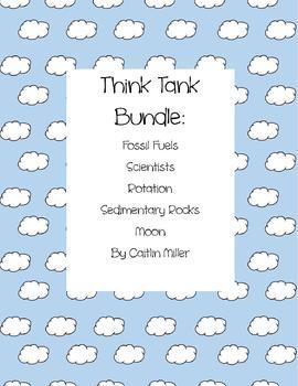 Science Think Tank Bundle 1